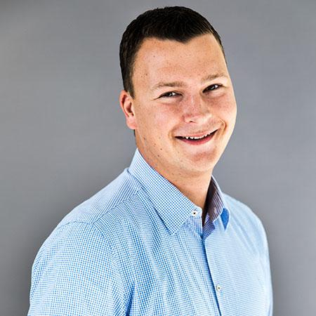 Joey van der Klugt